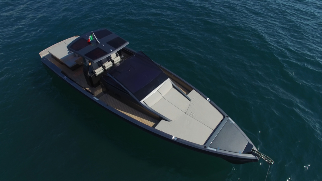 Seanfinity T4 - The augmented boat