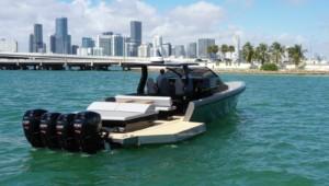 SEANFINITY T4 Yacht